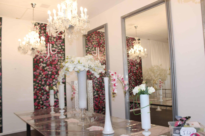 Une entrée fleurie - Concours de Coran
